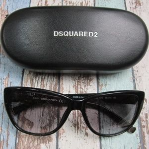 DSQUARED2 DQ0080 Women's Sunglasses /KON341